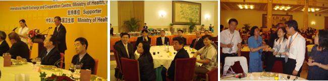 2007年シノデンタル(北京)歓迎レセプション