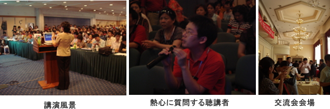 2007シノデンタル(北京)  アジアデンタルフォーラム学術講演会、交流会